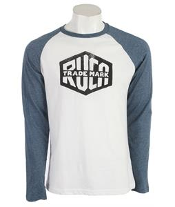RVCA Chev Lock Up Raglan