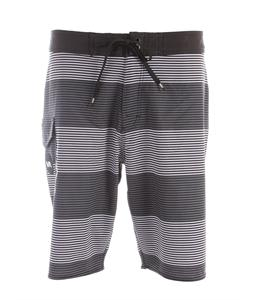RVCA Civil 20In Boardshorts Stone/Henna/Ocean Depth