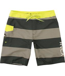 RVCA Civil Stripe 20in Boardshorts