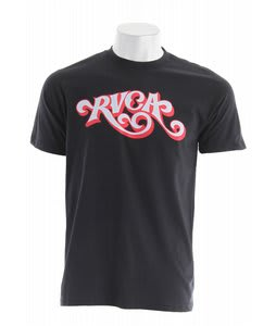 RVCA Coaster T-Shirt Black