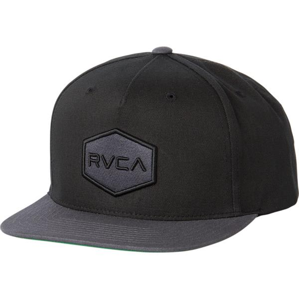 RVCA Commonwealth Snapback Cap