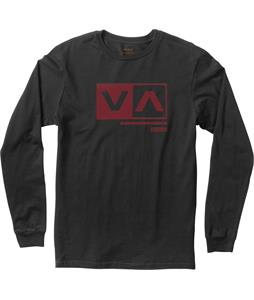 RVCA Cut Out Box L/S T-Shirt
