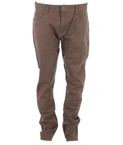 RVCA Daggers Twill Pants Ashwood