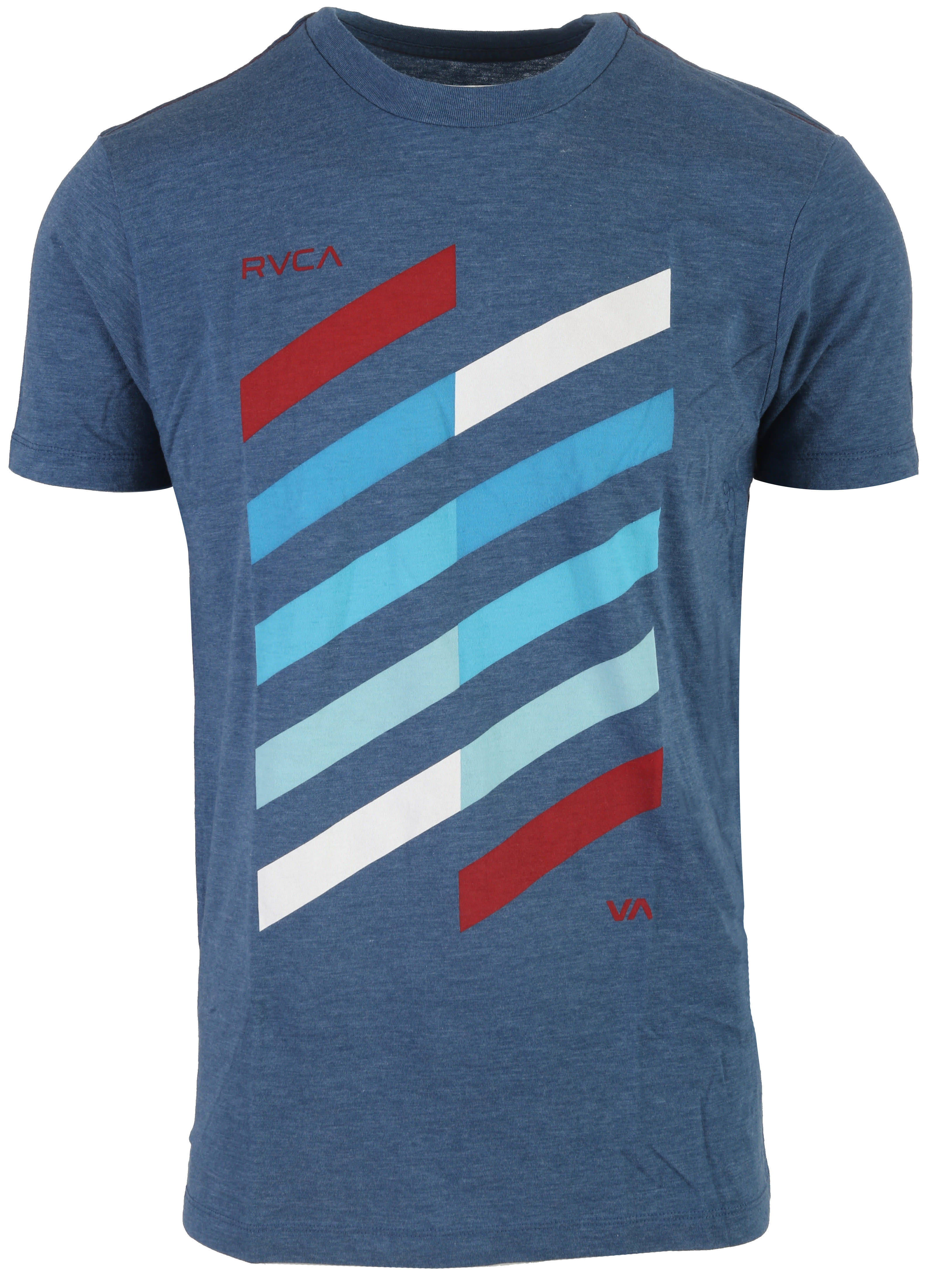 On sale rvca diagonal t shirt up to 45 off for Rvca t shirt dress