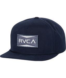 RVCA Directors Snapback Cap