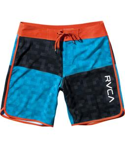 RVCA Distressed Pixels Boardshorts