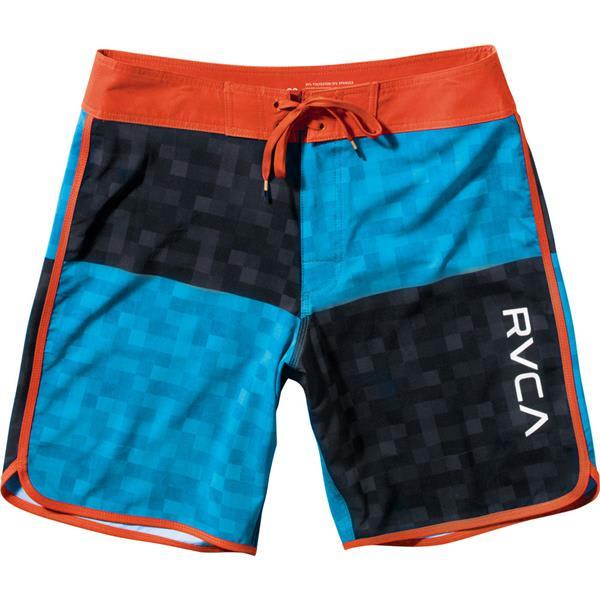 RVCA Distressed Pixels Boardshorts