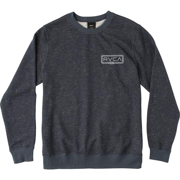 RVCA Double Rope RVCA Embroidered Sweatshirt