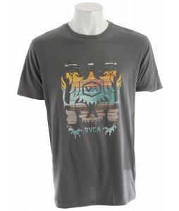 RVCA EEcat Crest T-Shirt