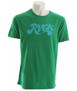 RVCA Fancy RVCA T-Shirt Kelly Green
