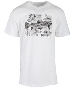RVCA Fishing T-Shirt