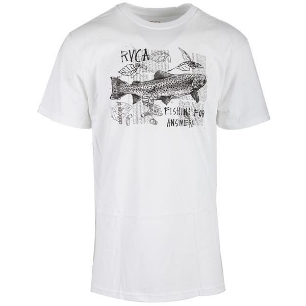 RVCA Fishing T-Shirt