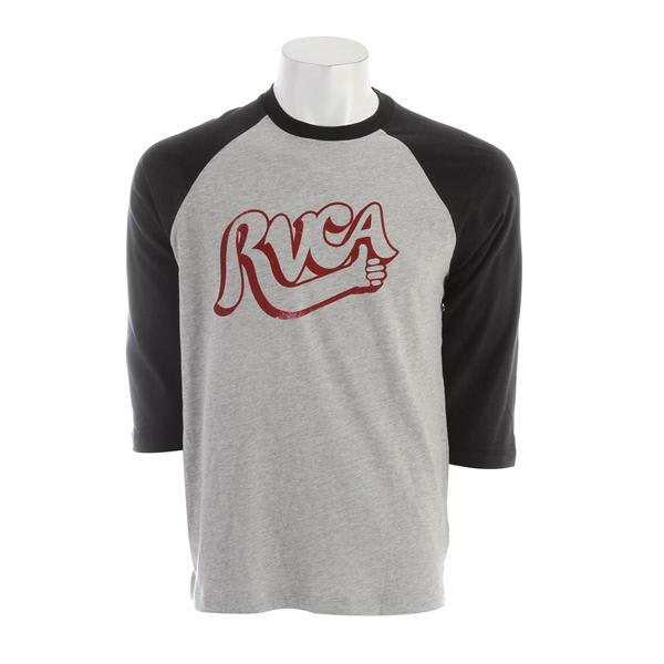 RVCA Good Job Raglan