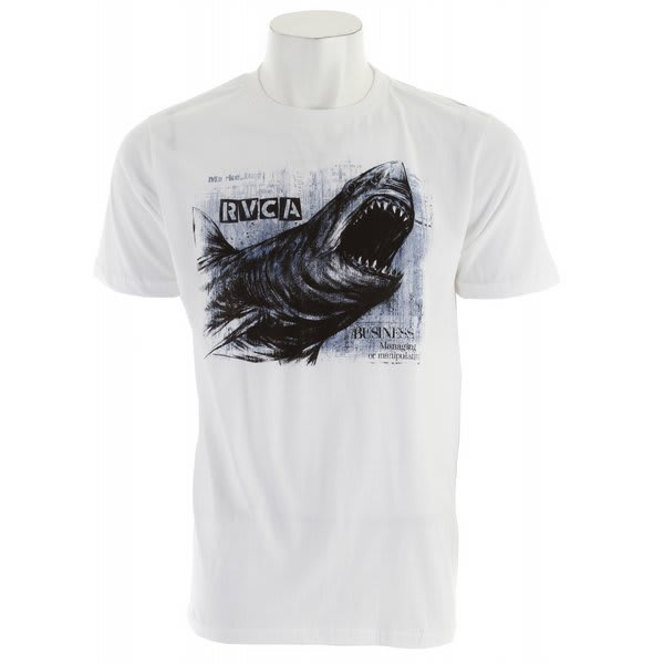 RVCA Great White T-Shirt