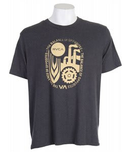 RVCA Labor Day T-Shirt Black