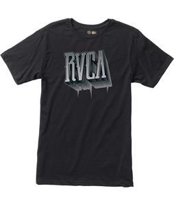 RVCA Letraset T-Shirt