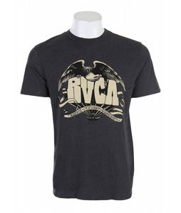 RVCA Liberty S/S T-Shirt Black