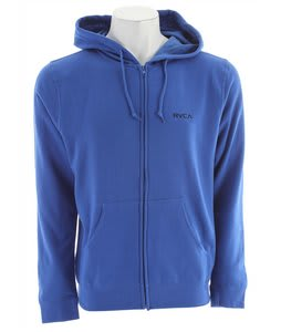 RVCA Little RVCA Zip Hoodie Royal Blue