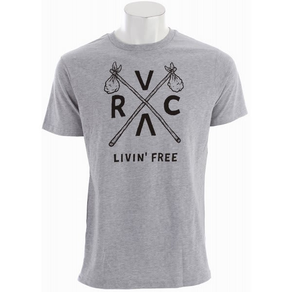 RVCA Livin Free 2 T-Shirt