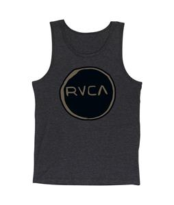 RVCA Melt Circle Tank Black