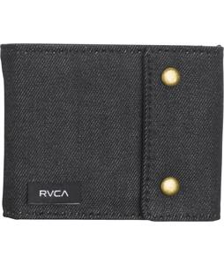 RVCA Merchant Bifold Wallet Black