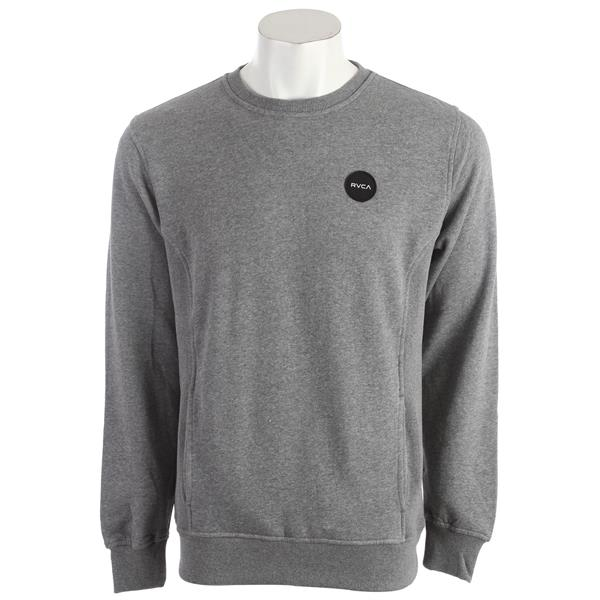 RVCA Motors Patch Sweatshirt