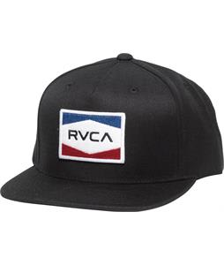 RVCA Nations Snapback Cap