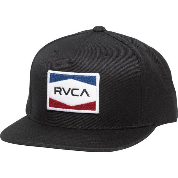 RVCA Nations Snapback Cap