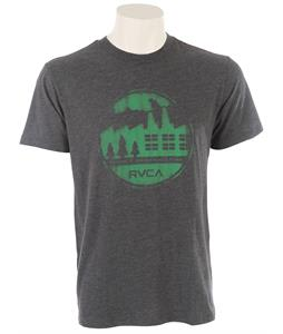 RVCA Nature Industry Stamp T-Shirt