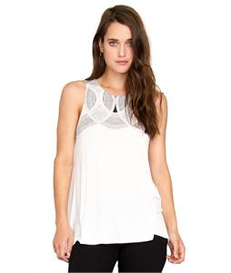 RVCA Neck Lace Tunic Tank