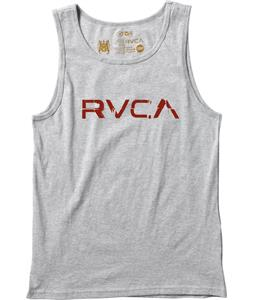 RVCA Overlap Tank Athletic Heather