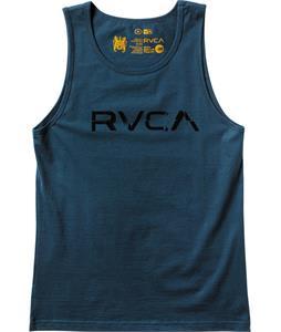 RVCA Overlap Tank Midnight