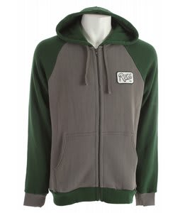 RVCA Overtime Hoodie Pavement
