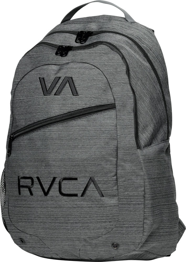 RVCA Pak IV Backpack Black/Athletic Heather