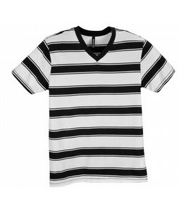 RVCA Phill Up T-Shirt Black/White