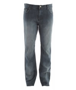 RVCA Regulars Extra Jeans Dusty Blue