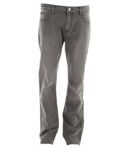 RVCA Regulars Jeans Gray Wolf