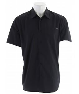 RVCA Republic S/S Shirt Black