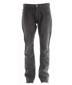 RVCA Romero II Jeans Worn Black