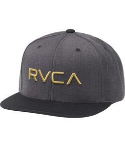 RVCA RVCA Twill Snapback III Cap