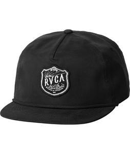 RVCA Segnar Snapback Cap