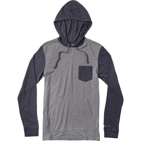 RVCA Set Up Hood Raglan