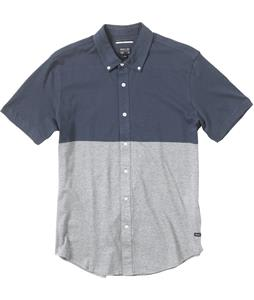 RVCA Smoothed Out Shirt Navy