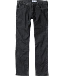 RVCA Spanky Extra Stretch Jeans Midnight Tinted