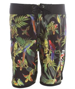RVCA Squawker Boardshorts Black
