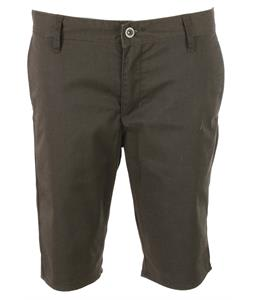 RVCA Stapler Shorts Coalmine