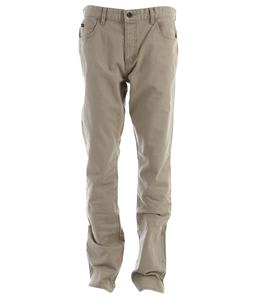 RVCA Stay RVCA Pants Khaki