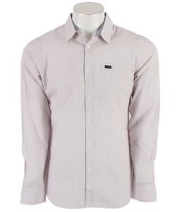RVCA Straights L/S Shirt