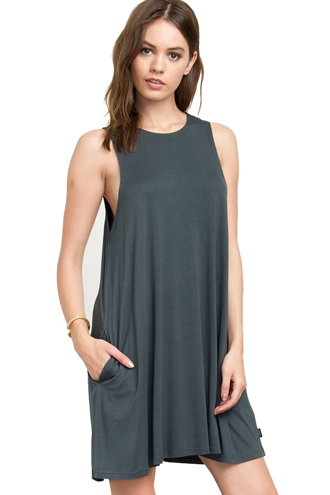 Click here for RVCA Sucker Punch 2 Swing Dress prices