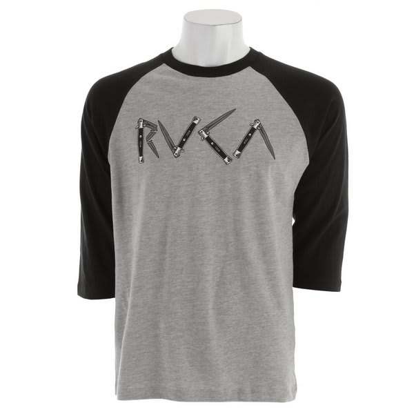 RVCA Switchblade Raglan Shirt